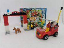 Lego Creator - Első Tűzoltóállomásom 10661 (katalógussal)