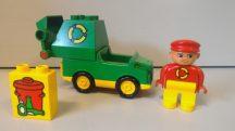 Lego Duplo - Kukásautó 2613