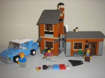 Lego Harry Potter - Escape from Privet Drive 4728
