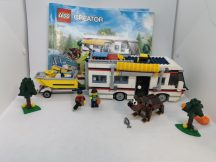 LEGO Creator - Hétvégi kiruccanás (31052) (katalógussal)