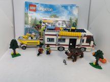 LEGO Creator - Hétvégi kiruccanás (31052) (katalógussal) !