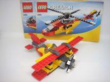 Lego Creator - Mentőhelikopter 5866 (katalógussal) (pici eltérés)