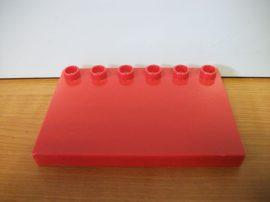 Lego Duplo Tető (lapos)
