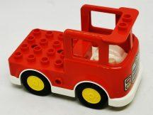 Lego Duplo Tűzoltóautó 10901-es szettből