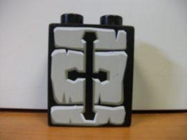 Lego Duplo képeskocka - vár