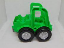 Lego Duplo Munkagép, utcaseprőgép (pici hiba)