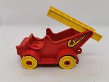 Lego Duplo Tűzoltóautó (akasztós)