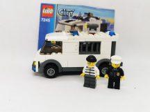 LEGO City - Rabszállító, rendőrség 7245 (katalógussal) (matrica hiány)