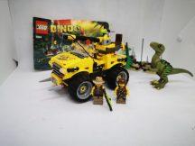 Lego Dino - Raptorüldözés 5884 (katalógussal)