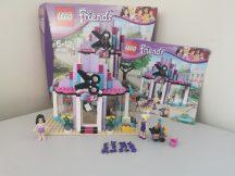 Lego Friends - Heartlake hajvágó szalon 41093 (doboz+katalógus)