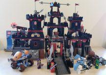 Lego Knights Kingdom II - Vár, Vladek sötét erődje 8877 (kicsi eltérés, hiány)