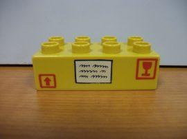 Lego Duplo képeskocka - csomag