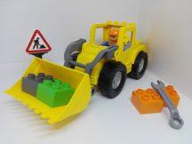 Lego Duplo Nagy Munkagép 10520