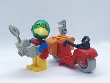 Lego Fabuland - Patrick madár a fotós 3782
