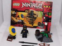 Lego Ninjago - Nindzsa gyakorlótér 2516 (katalógussal)