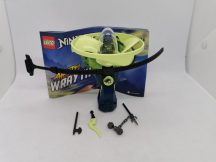 LEGO Ninjago - Airjitzu Wrayth Flyer 70744 (katalógussal)