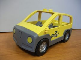 Lego Duplo Postás Kocsi 4662 készletből