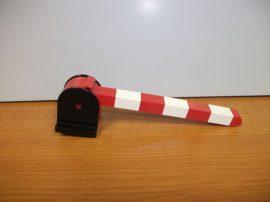 Lego Duplo sorompó vonat