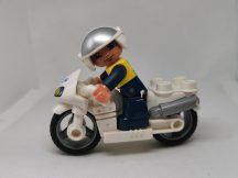 Lego Duplo Rendőrkerékpáros 5679-és készletből
