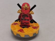 Lego figura Ninjago - Kai ZX 9441 (njo032) + spinner