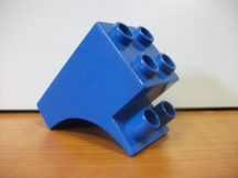 Lego Duplo Elem kék (sárgult)