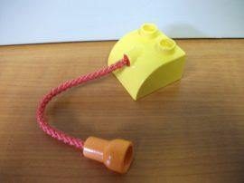 Lego Duplo madzagos elem