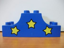 Lego Duplo képeskocka - csillag