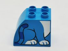 Lego Duplo Képeskocka - Cica