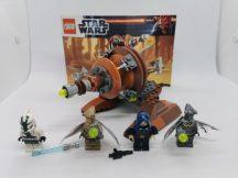 Lego Star Wars - Geonosian Cannon 9491 (katalógussal)