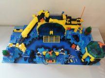 Lego Aquazone - Neptune Discovery Lab 6195 (katalógussal)