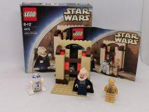 Lego Star Wars - Jabba's Message 4475 (doboz+katalógus)