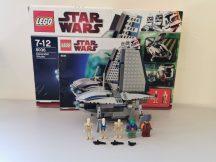 Lego Star Wars - Separatists Shuttle 8036 (doboz+katalógus)