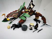 LEGO Ninjago - Földsárkány védekezik 2509 (egyik golyó sárga)