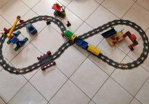 Lego Duplo - Luxus Vonatkészlet 5609
