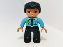 Lego Duplo ember - rendőrnő !