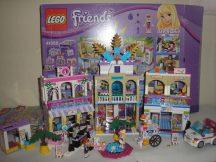 Lego Friends - Heartlake bevásárlóközpontja 41058 (dobozzal és katalógussal)