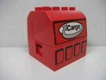 Lego Duplo vonat elem (cargo)