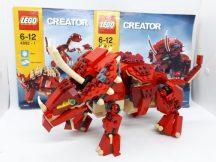 Lego Creator - Őslények 4892 (Katalógussal)