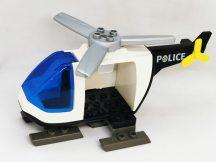 Lego Duplo Rendőr Helikopter