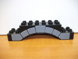 Lego Duplo Vár Elem Boltív