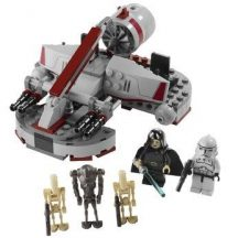 LEGO Star Wars - Republic Swamp Speeder 8091