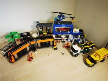 Lego City - Nagyvárosi hangulat 60097 (kicsi hiány, eltérés)