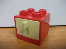 Lego Duplo komód (drapp fiók)