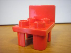 Lego Duplo szék