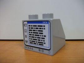 Lego Duplo képeskocka - számítógép