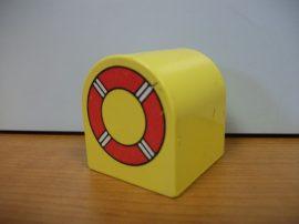 Lego Duplo képeskocka - mentőöv