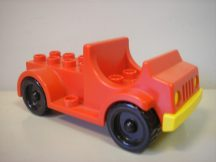 Lego Duplo Autó (piros)