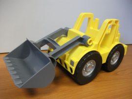 Lego Duplo Munkagép rakodógép markoló