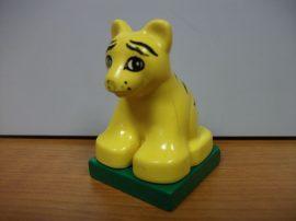 Lego Duplo Tigris (kölyök) (kopott)
