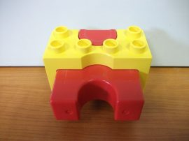 Lego Duplo Kocsikilövő